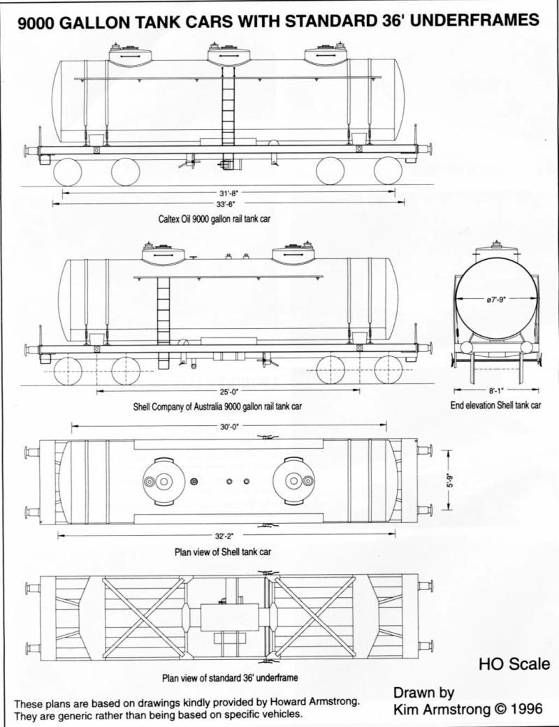 NSWGR tank wagons (Page 2) / Model Railways / General