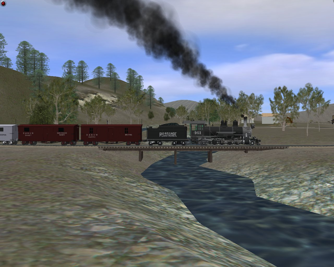 Screenshots Ridgway To Durango